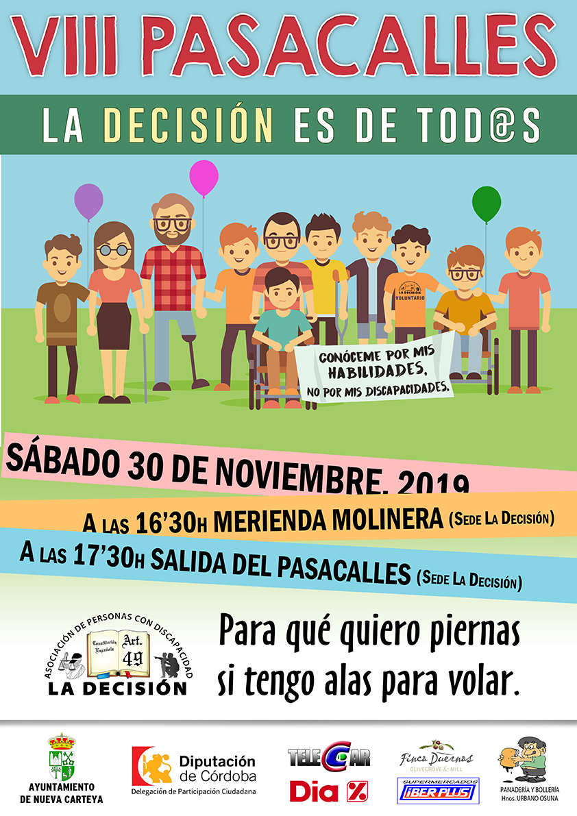 PASACALLES_LA_DECISION_2019