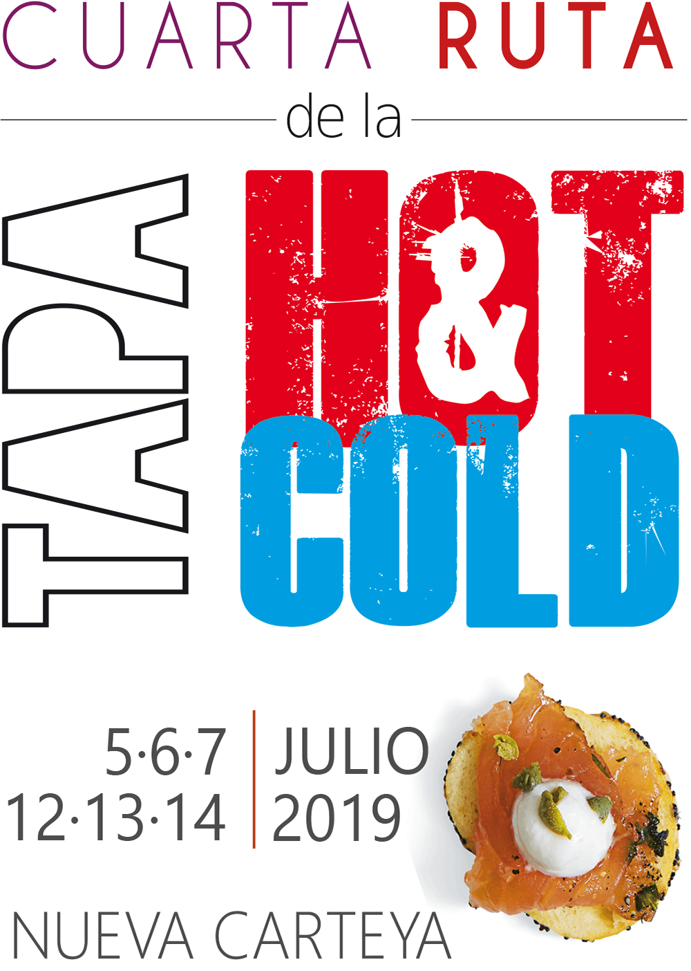 IV Ruta de la Tapa Hot & Cold 2019